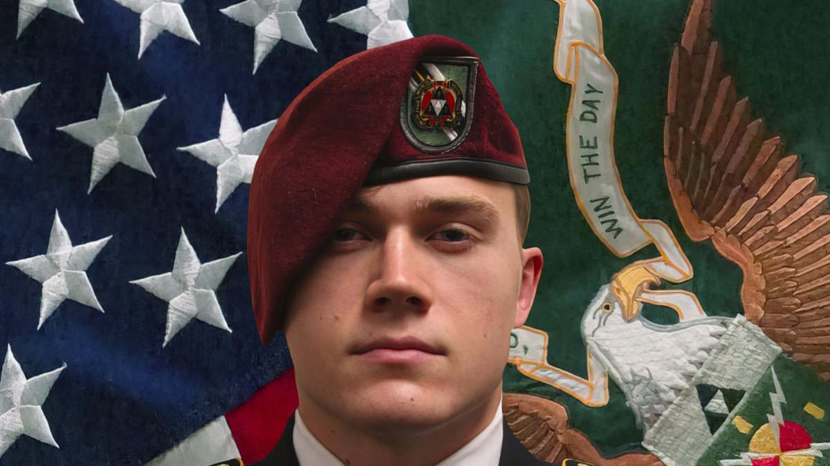 This image provided by the U.S. Army shows Army Staff Sgt. Ryan C. Knauss, 23, of Corryton,...