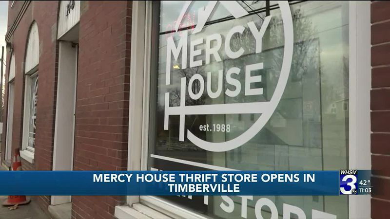 Mercy House Thrift Store opens location in Timberville