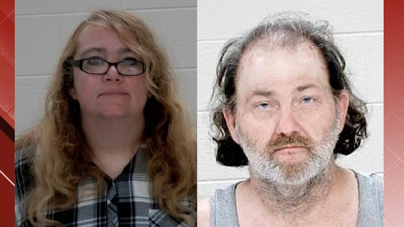 Fridley and Taylor were arrested and charged in the Noah Trout abduction case Monday.