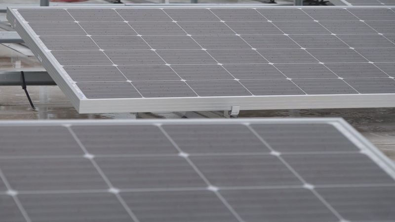 Nonprofit partners with Habitat for Humanity to place solar panels on homes