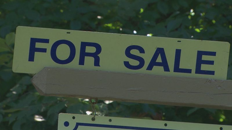 Local realty company says houses are flying off the market