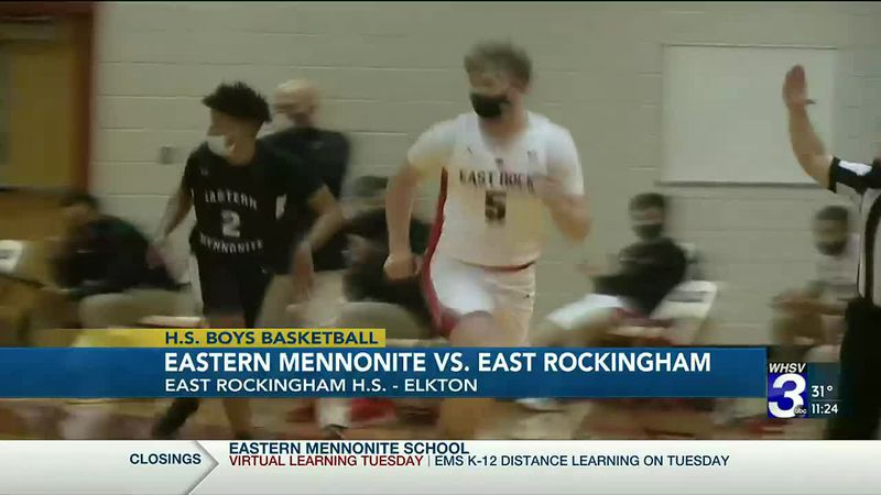 East Rock wins thriller over EMHS