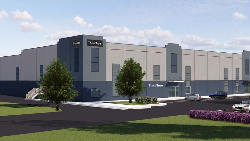 TheraTrue, a medical cannabis company, is looking to open in Green Hills industrial Park near...