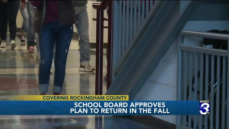 Rockingham County Public Schools set to make decision on reopening plans