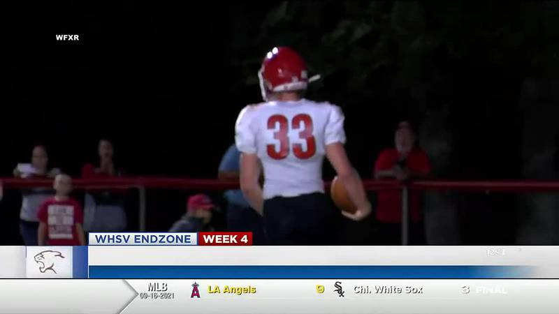 WHSV EndZone Game of the Week Preview: Riverheads at Stuarts Draft