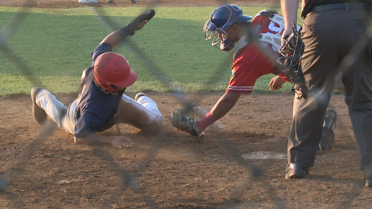 Local baseball scores and highlights from Wednesday, July 14.