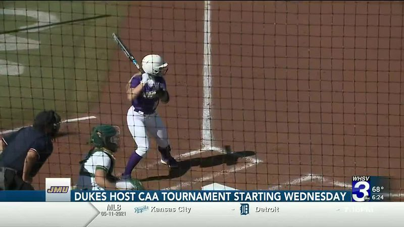 JMU softball hosts CAA Tournament starting Wednesday