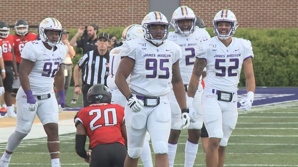 James Madison redshirt senior defensive lineman Adeeb Atariwa has entered his name into the NCAA transfer portal.
