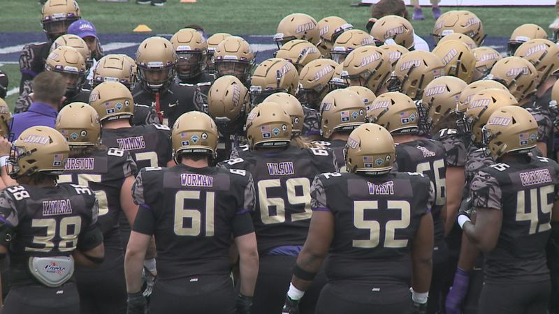The James Madison football team's 2021 spring season came to an end Saturday in the semifinals...