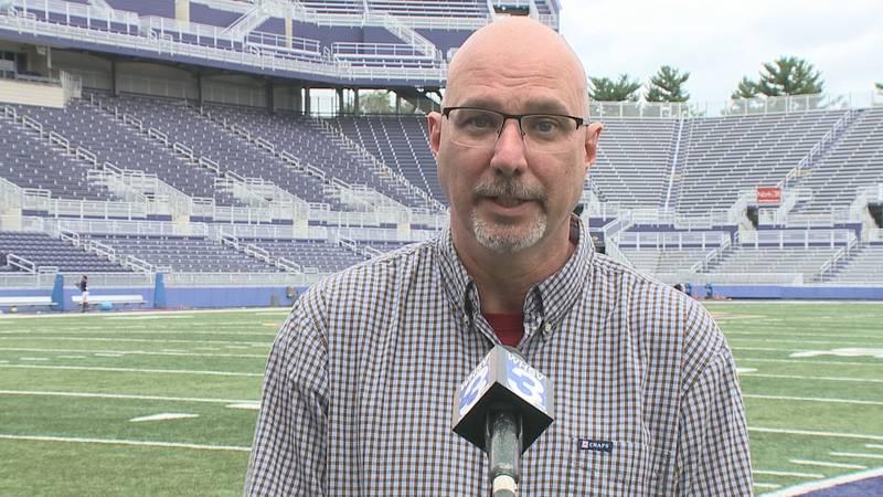There will be a new radio voice of JMU football this fall.