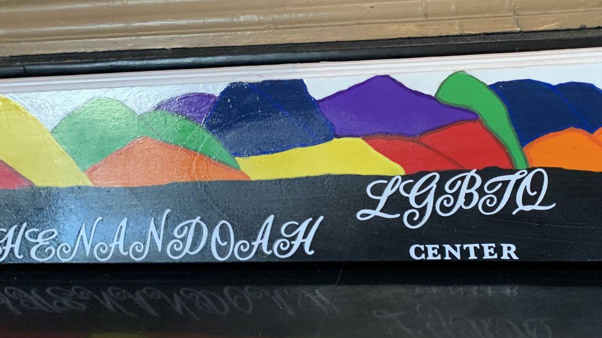 The Shenandoah LGBTQ center is located in Staunton.