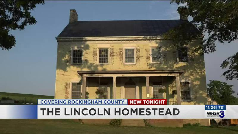 Lincoln Homestead in Rockingham County open to the community this weekend