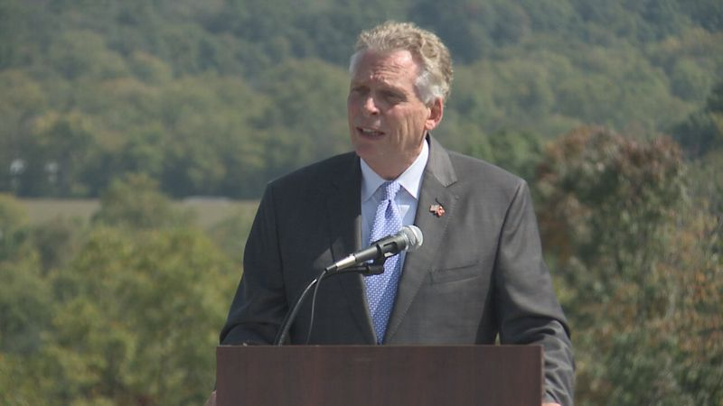 Local political analyst shares thoughts on Virginia governor race