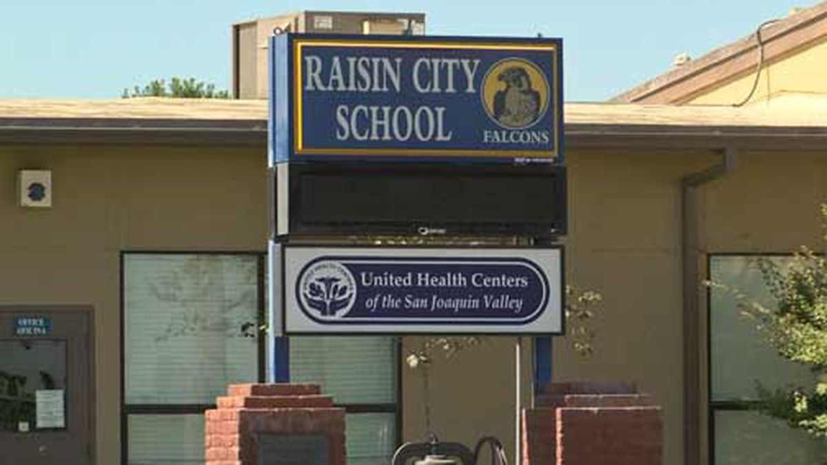 Some say an active shooter drill at a Central California school was too realistic. (Source: KGPE/KSEE/Vision Star Media/CNN)