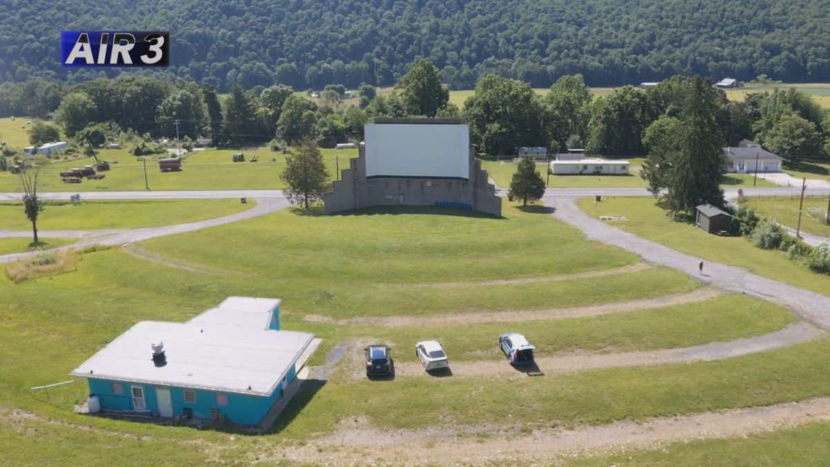 The drive-in will open its gates at 8 p.m. throughout the summer.