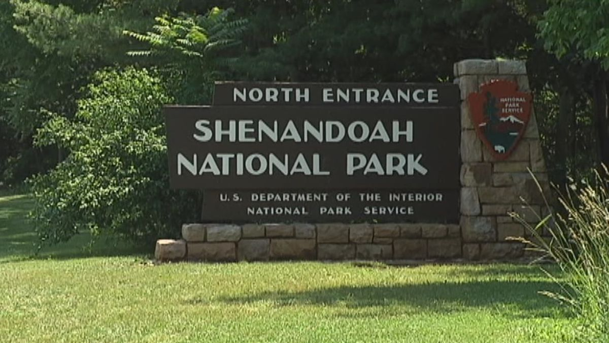 Reservations may be the future for visitors to Shenandoah National Park.