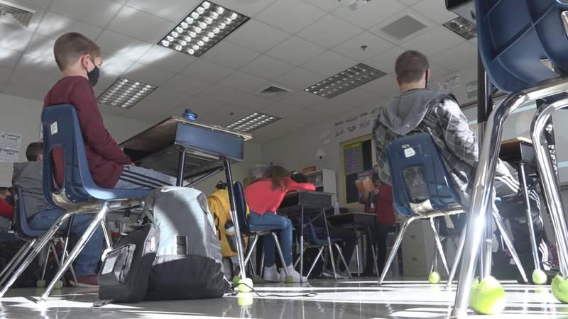 Staunton City Schools is facing a staff shortage in some areas. (WHSV)