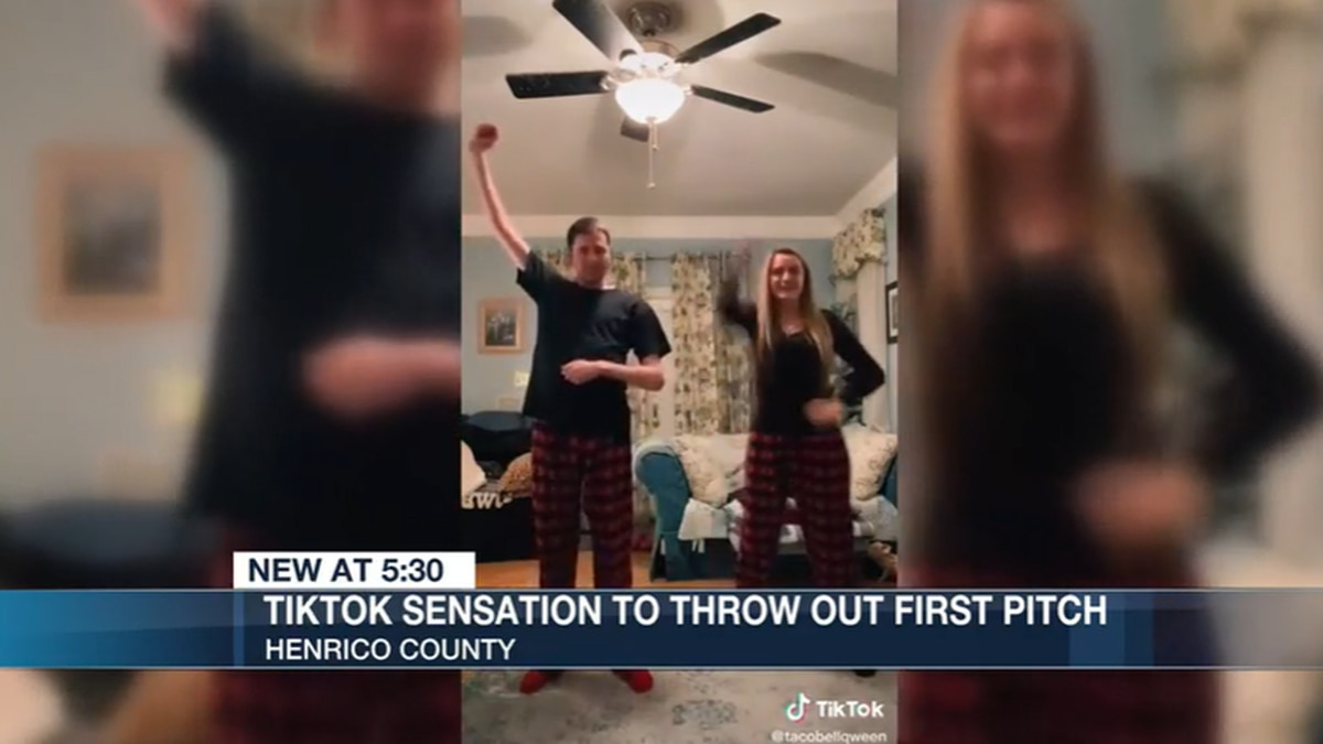 Henrico TikTok sensation to throw first pitch at Flying Squirrels game
