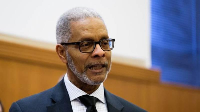 Virginia Health Commissioner, Dr. Norm Oliver.