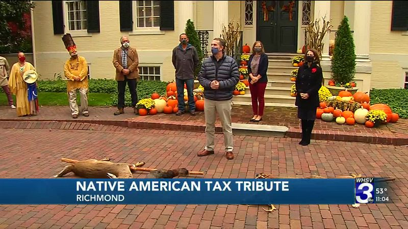 Gov. Northam to host 343rd annual Indian Tax Tribute Ceremony