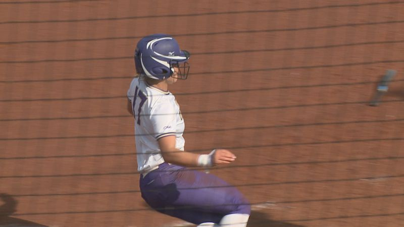 The James Madison softball team earned a doubleheader sweep over Radford Tuesday.