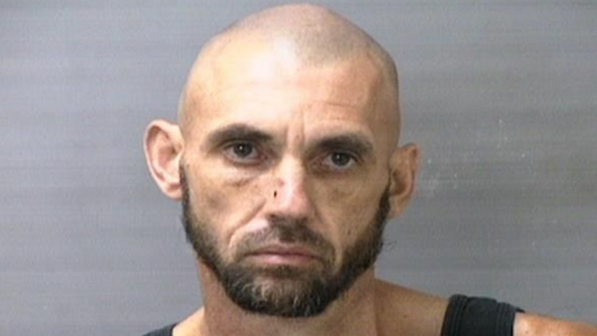 Charles Ray Moats, 44, is wanted by the local police.