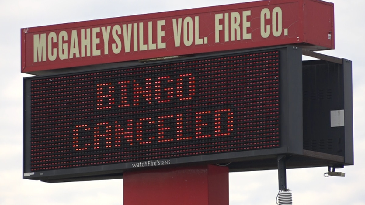 McGaheysville and Elkton both had to cancel their weekly BINGO fundraisers due to the spread of...