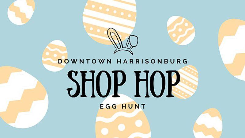 Downtown Harrisonburg Shop Hop