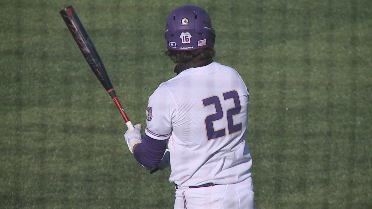 James Madison baseball standout Chase DeLauter has been named as one of the top college...
