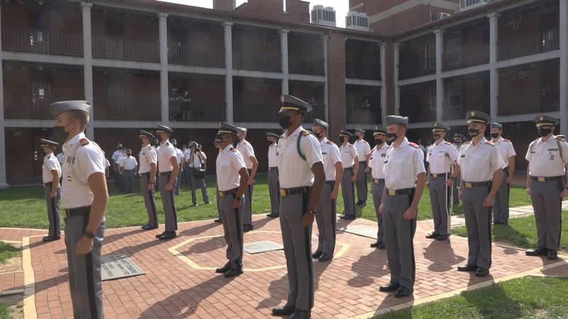 Shenandoah Valley teens appointed to leadership roles at Fishburne Military School
