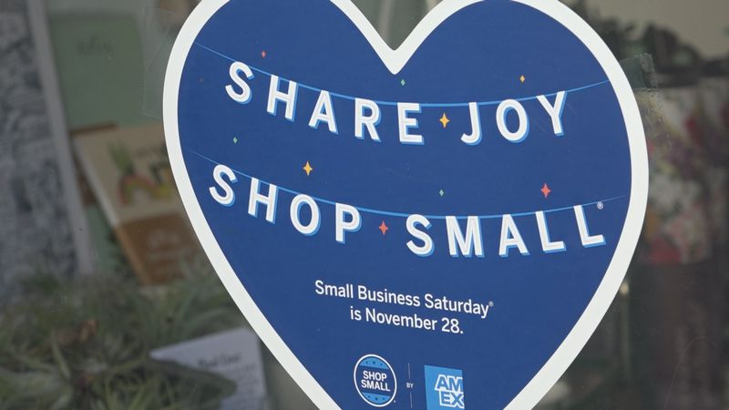 Nov. 28 is Small Business Saturday.