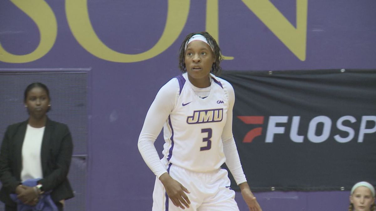 For the second-straight week senior guard Kamiah Smalls of James Madison women's basketball has been named the Colonial Athletic Association Player of the Week.