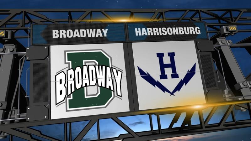 WHSV EndZone Week 8: Broadway vs. Harrisonburg