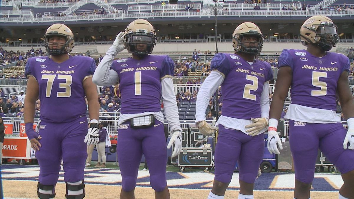 James Madison remains at No. 2 in both major FCS national polls this week.