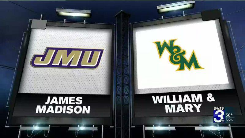 JMU women's lacrosse defeats William & Mary, 14-4