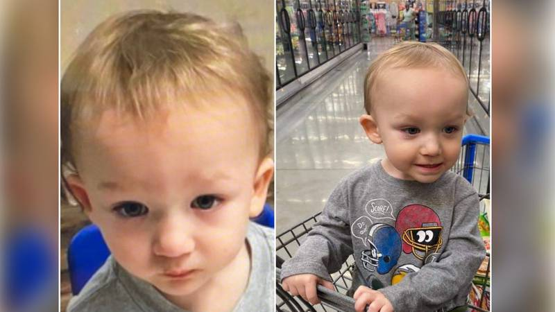An Amber Alert was issued in Texas for Kayeden Stutzman, a 2-year-old boy missing from the San...