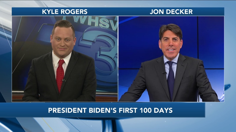 Jon Decker is the White House correspondent for Gray Television, the parent company of WHSV and...