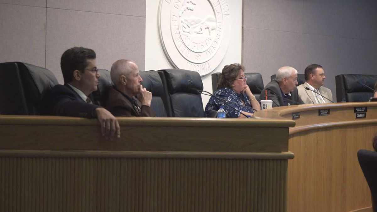 The board of supervisors discussed ways to include solar in the comprehensive plan. | Credit:...