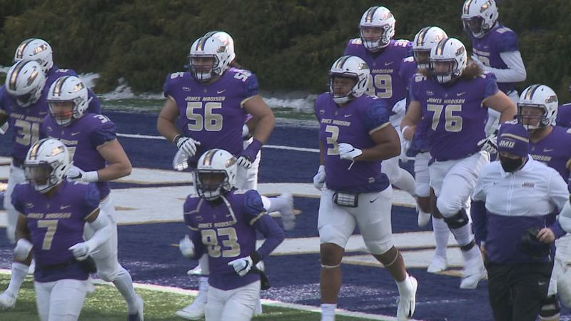 The James Madison football team is preparing for its biggest game of the 2021 spring season.