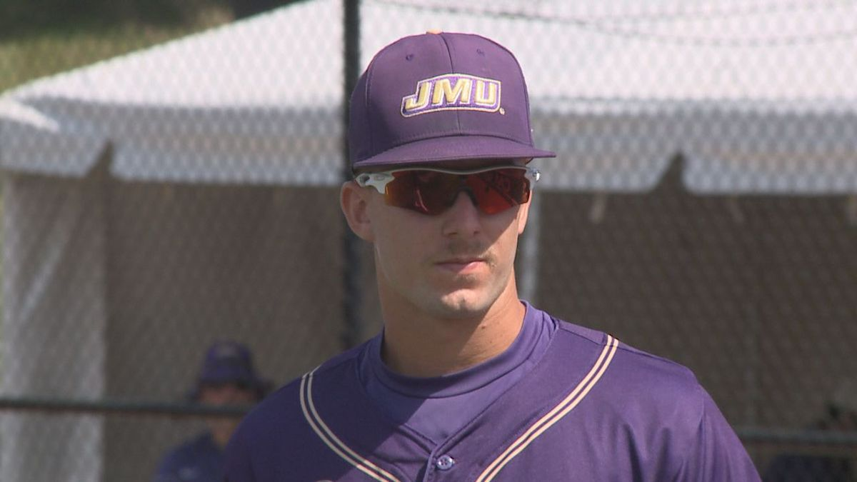 Senior utility player Fox Semones will likely return for an extra year of eligibility with JMU baseball in 2021.