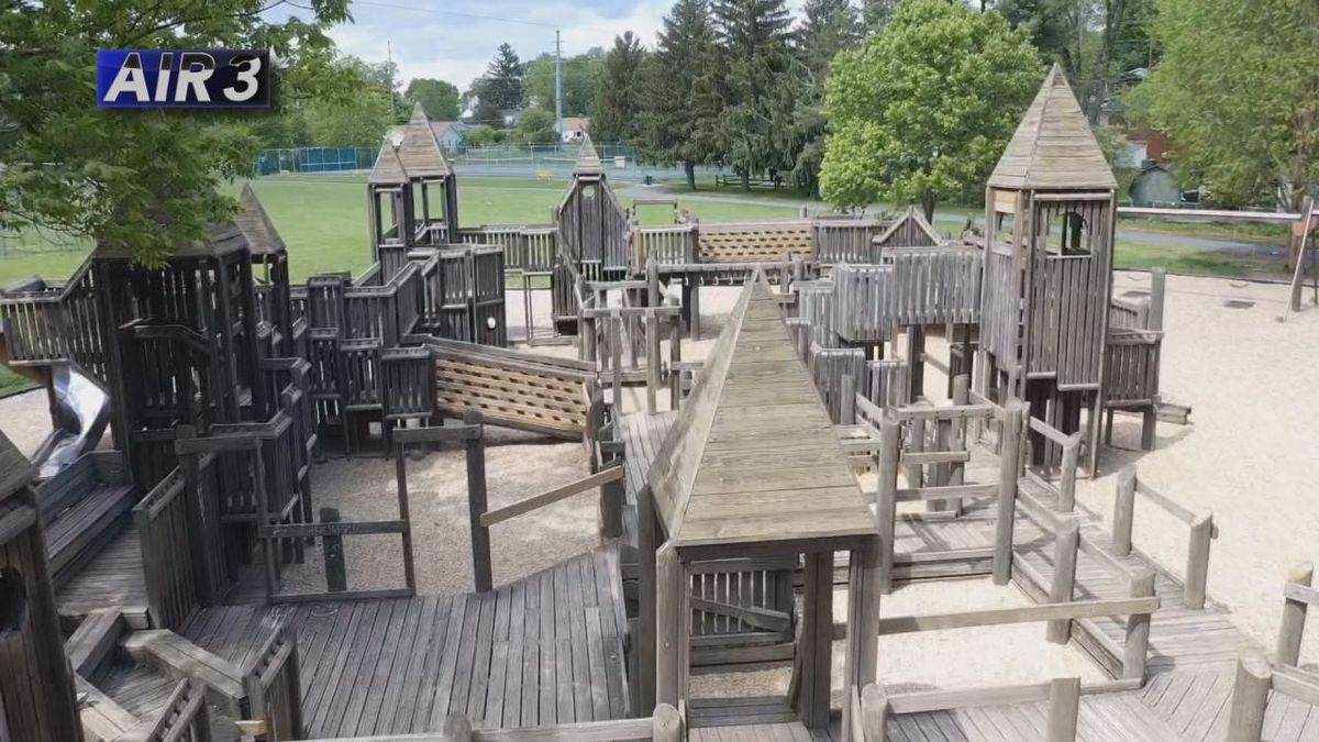 Harrisonburg Parks and Recreation is working on a new master plan for Purcell Park | Photo: WHSV