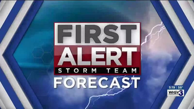Evening Forecast 10-28-21