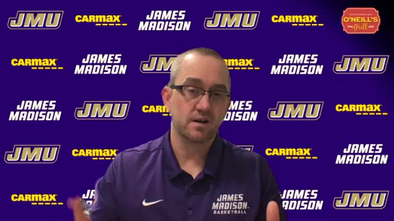 DIGITAL EXTRA: JMU women's basketball head coach Sean O'Regan press conference - 11/23/20