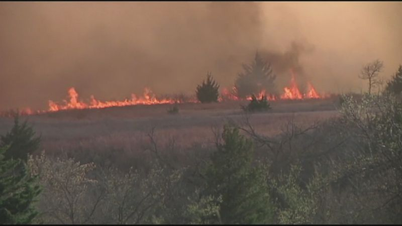 There are certain weather conditions that make this time of year a period where fires are...