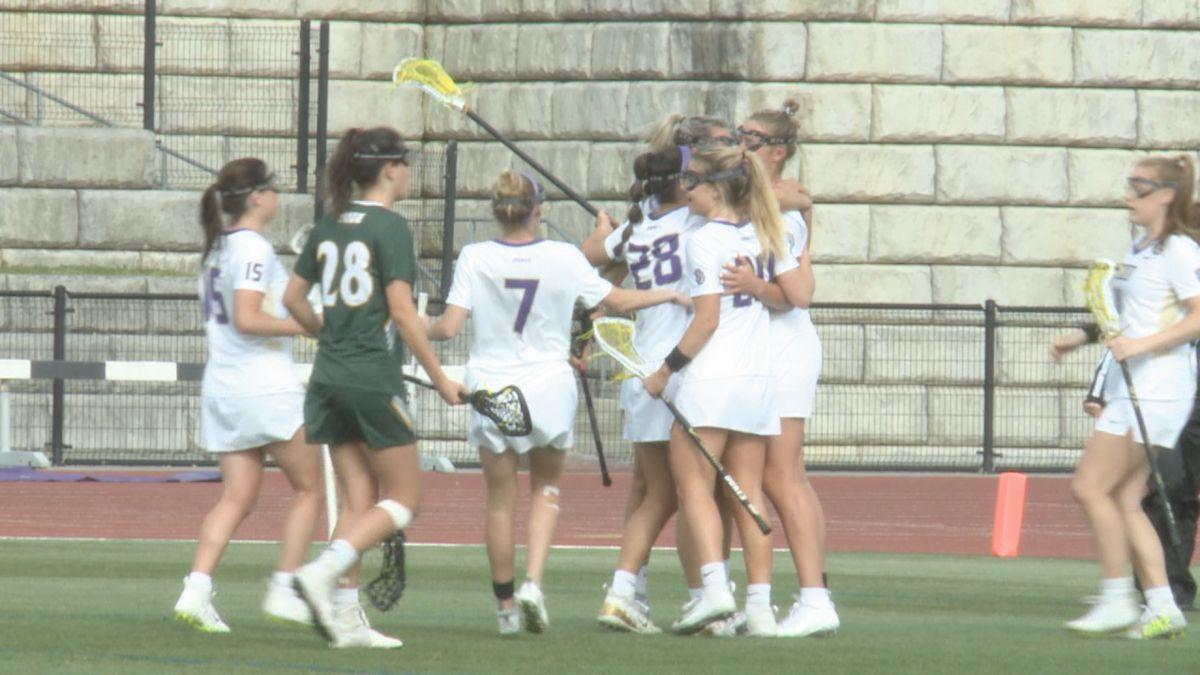 JMU women's lacrosse (file)