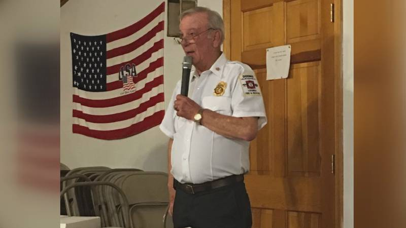 Longtime Dooms volunteer fire company Chief Mike Fisher passed away at Augusta Health on...