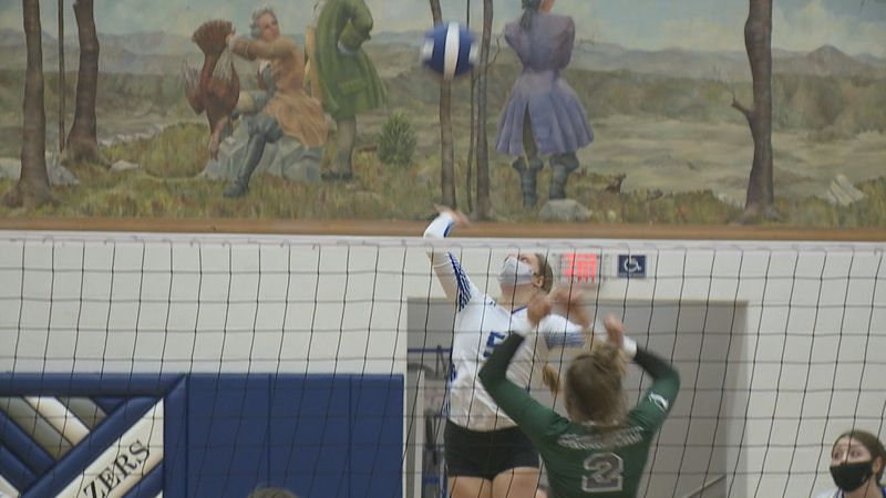 H.S. Volleyball Scores - Week of April 5