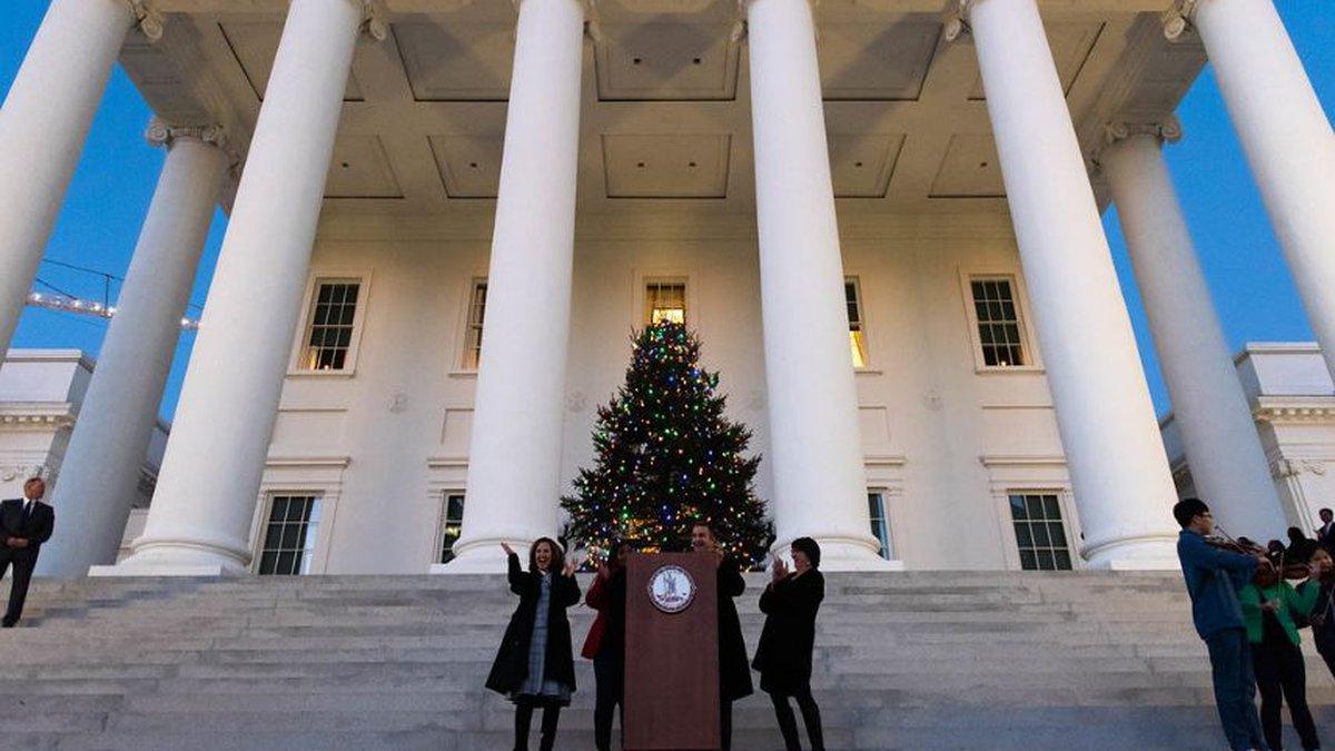 Photo via Governor of Virginia