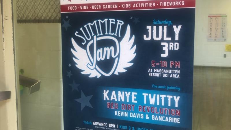 Summer Jam 2021.