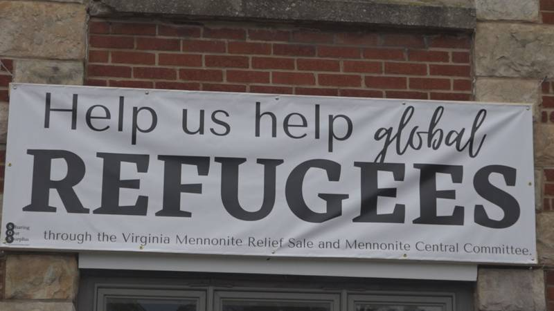The Virginia Mennonite Central Committee held the second annual Hundreds for Hundreds walk in...